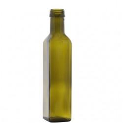 Bottiglie x Olio da 0,1L filettate senza tappo